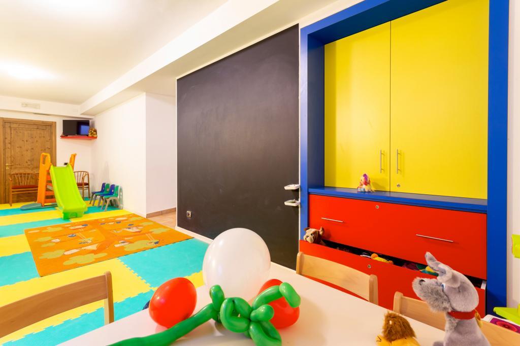 Baby Room Hotel Stella Alpina Andalo