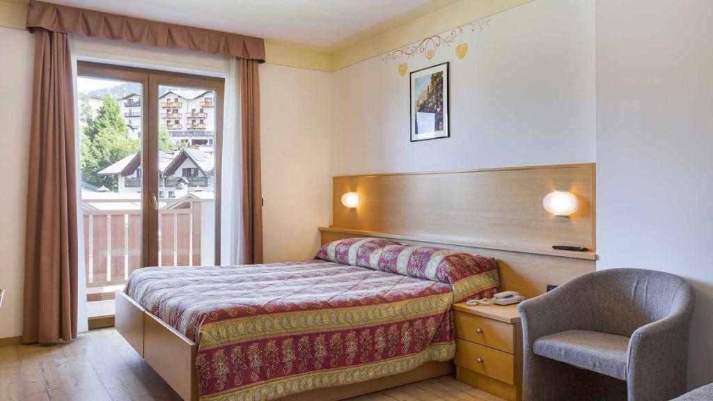 Camera-comfort Hotel-Stella-Alpina Andalo-in-Trentino2