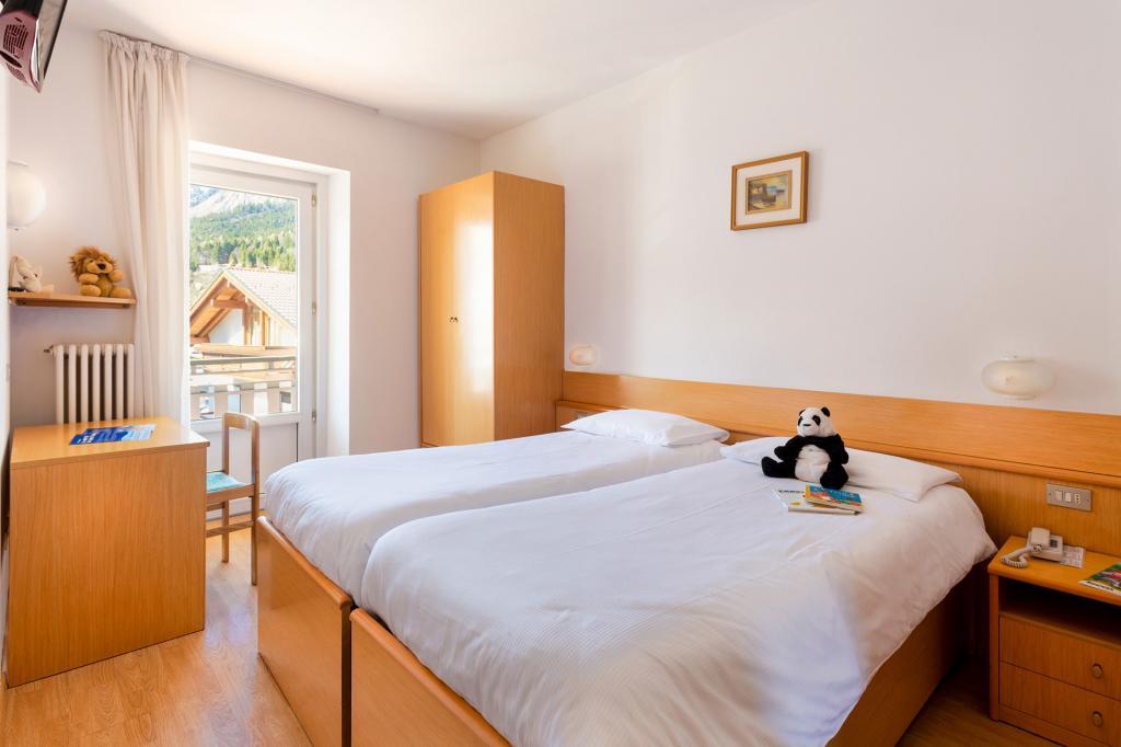 Camera Family Standard Hotel Stella Alpina Andalo