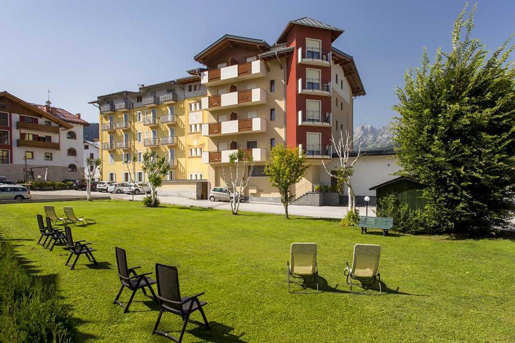Hotel-stella-alpina-andalo hotel-con-giardino