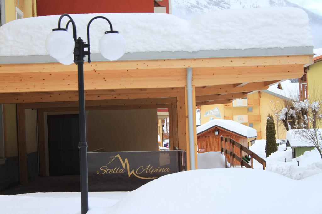 Hotel Stella Alpina Inverno