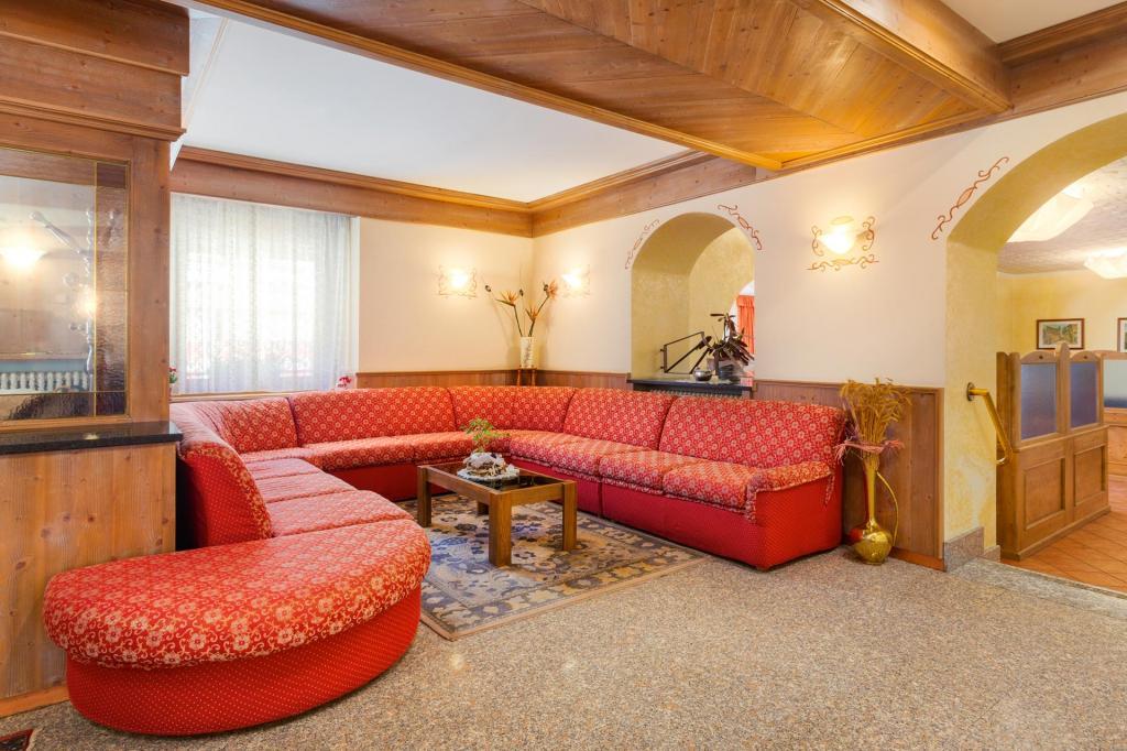 Sala interna Hotel Stella Alpina Andalo