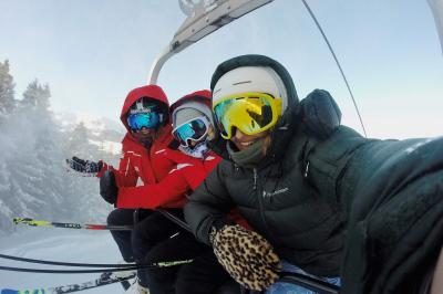 HAPPY WEEK <br>In January skiing in Andalo is worthwhile for the whole family